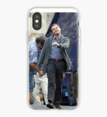Leonardo DiCaprio Walking iPhone Case