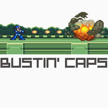 Bustin Caps by zangotango