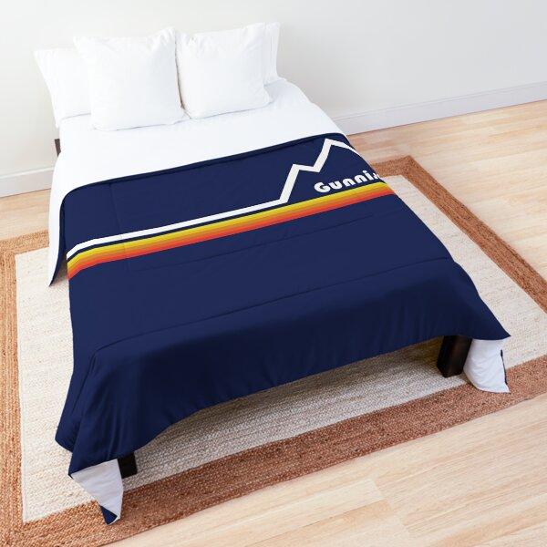 Gunnison, Colorado Comforter