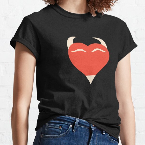 DEVILISH HEART  Classic T-Shirt