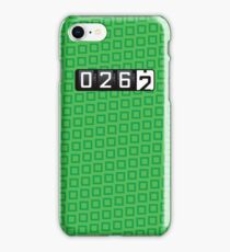Almost There [grn] iPhone Case/Skin