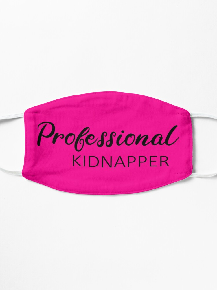 Alternate view of DCS workers apparently fired over 'professional kidnapper' T-shirts Mask