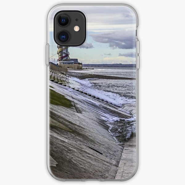 Redcar sea front iPhone Soft Case