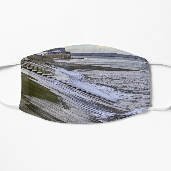 Redcar sea front Mask