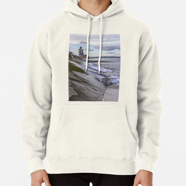 Redcar sea front Pullover Hoodie