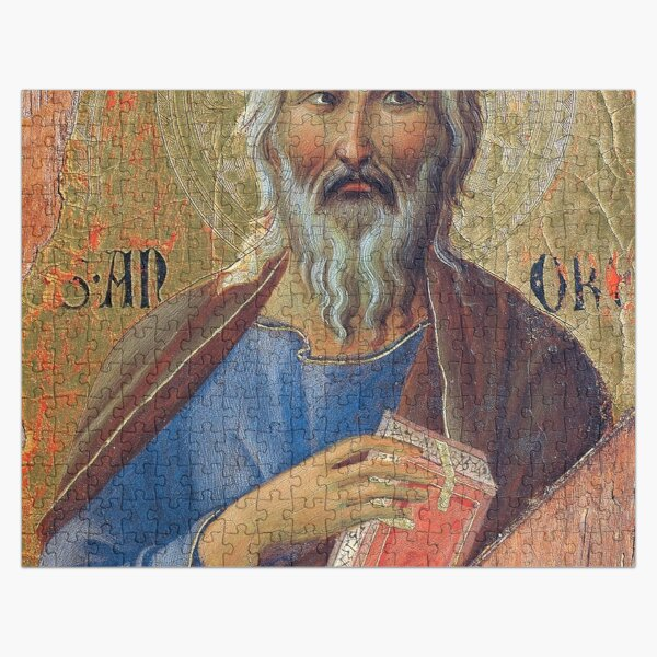 Apostle Andrew Jigsaw Puzzle