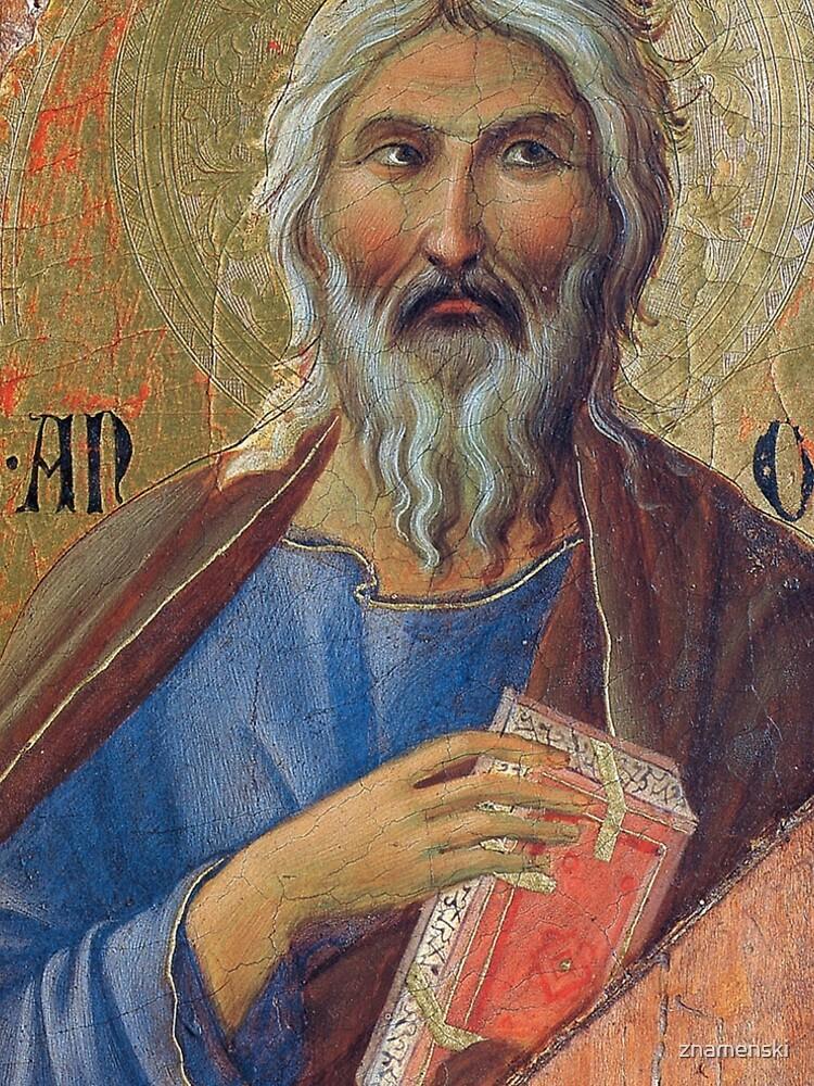 Apostle Andrew by znamenski