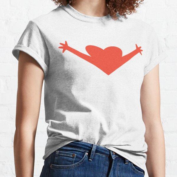 OPEN HEART  Classic T-Shirt