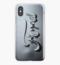 Old Ford Emblem - iPhone Case iPhone Case