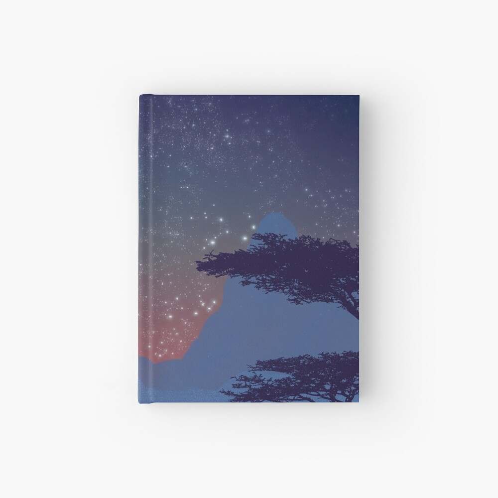 Nightscape Hardcover Journal
