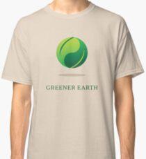 Greener Earth Classic T-Shirt