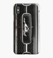 Mustang Emblem - iPhone Case iPhone Case
