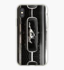 Mustang Emblem - iPhone Case iPhone Case