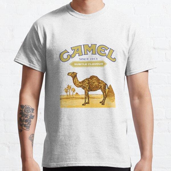 Cigarrillos Camel Camiseta clásica