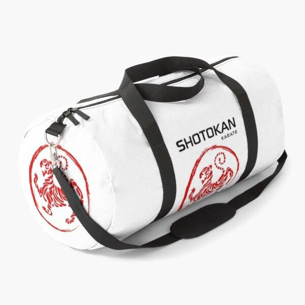 Shotokan Karate Tiger Duffle Bag