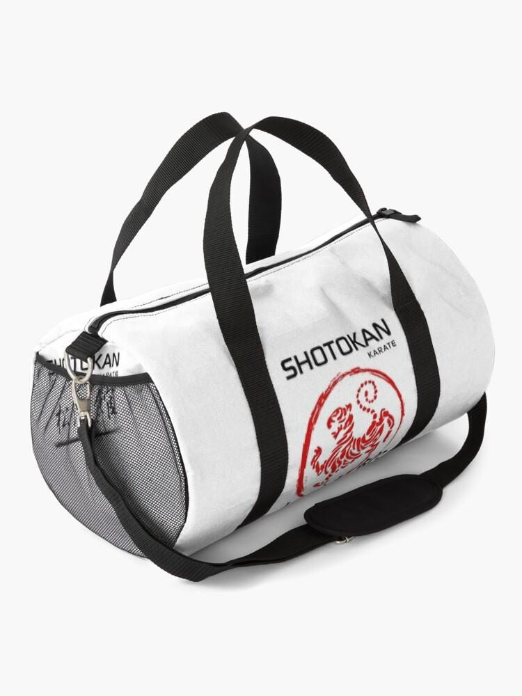 Alternate view of Shotokan Karate Tiger Duffle Bag