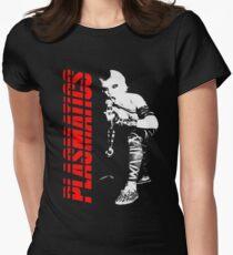 PLASMATICS Wendy O Williams Rocks Women's Fitted T-Shirt