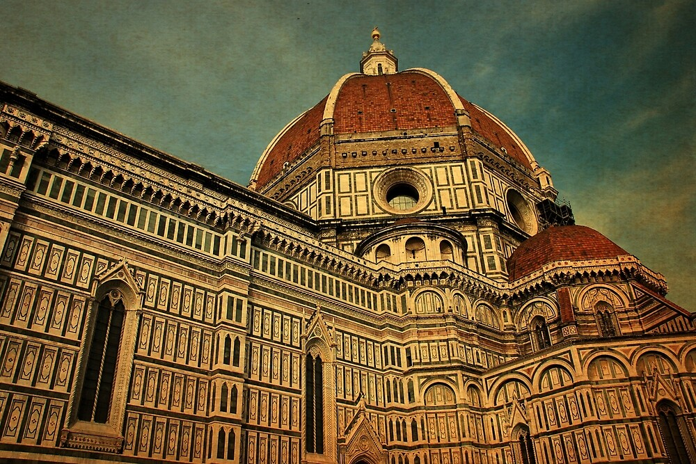 Glory Be-Florence, Italy by Deborah Downes