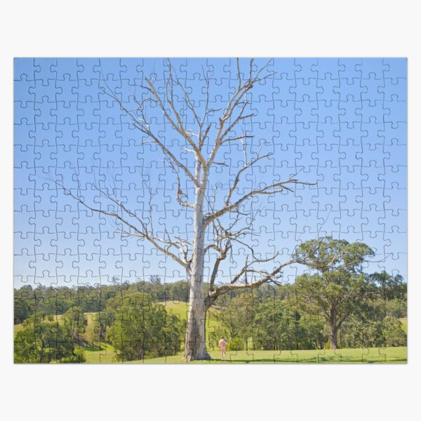 Naked Doodle - Clifton Creek Jigsaw Puzzle
