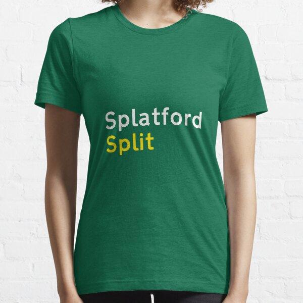 Splatford Split Essential T-Shirt