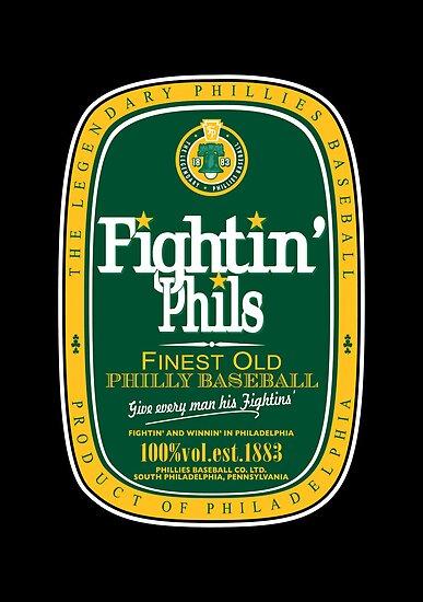 Fightin' Phils Dew by Joe Dugan