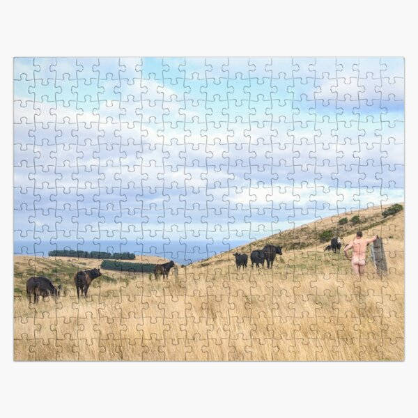 Naked Doodle - Apollo Bay Jigsaw Puzzle