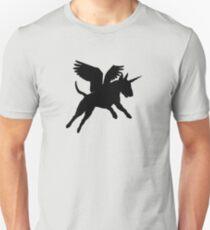 Magischer Stier Terripegacorn! Slim Fit T-Shirt