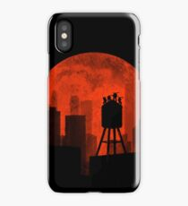 Four Ninjas - RED iPhone Case/Skin