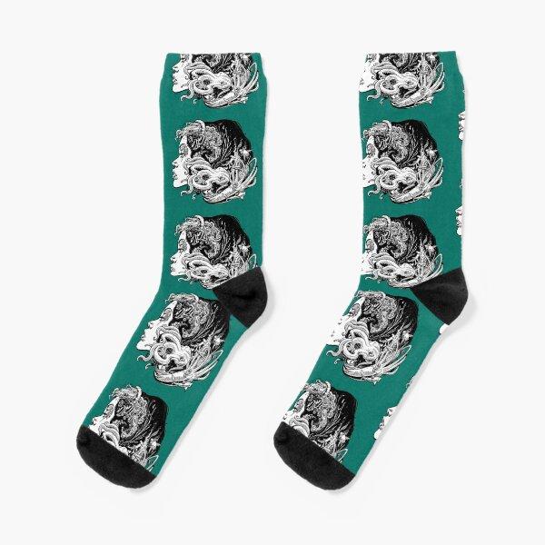 Poseidon's Mistress Alternate Socks