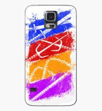Funda/vinilo para Samsung Galaxy Armas Ninja de elección