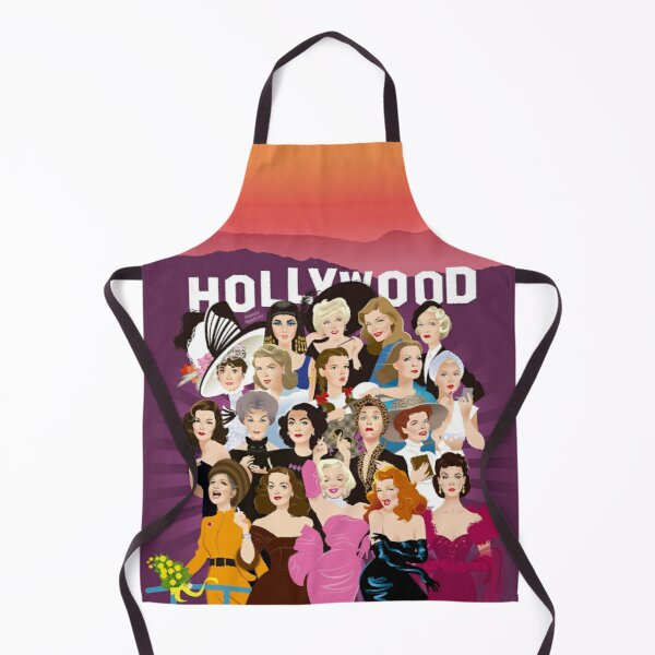 My Hollywood Apron