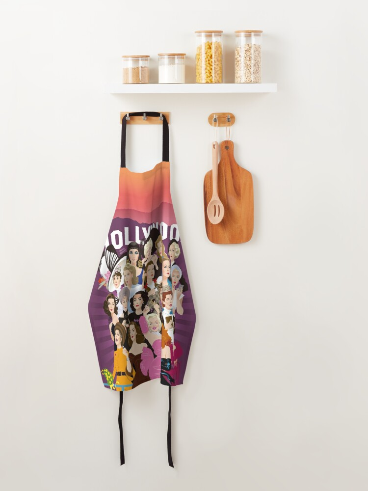 Alternate view of My Hollywood Apron