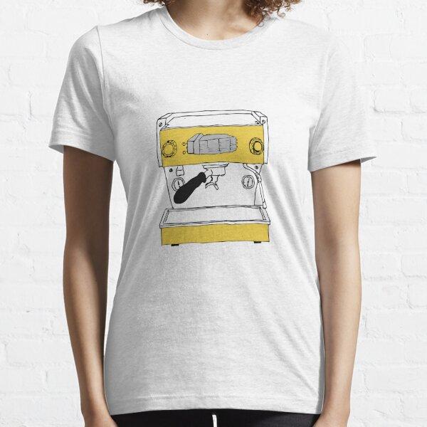 La Marzocco Linea Mini in Yellow Essential T-Shirt