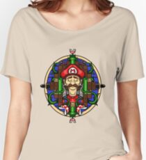 Mario's Melancholy Women's Relaxed Fit T-Shirt