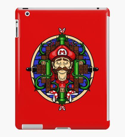 Mario's Melancholy iPad Case/Skin