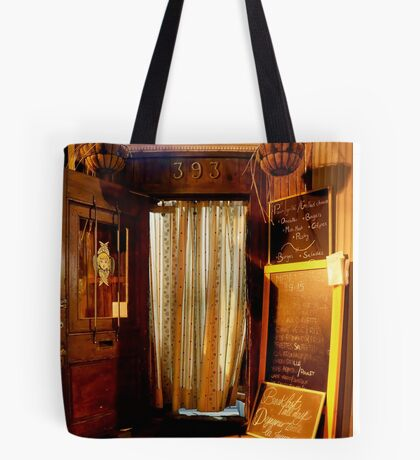 This Is the Way, Step Inside... Tote Bag