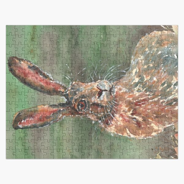 Hare Jigsaw Puzzle