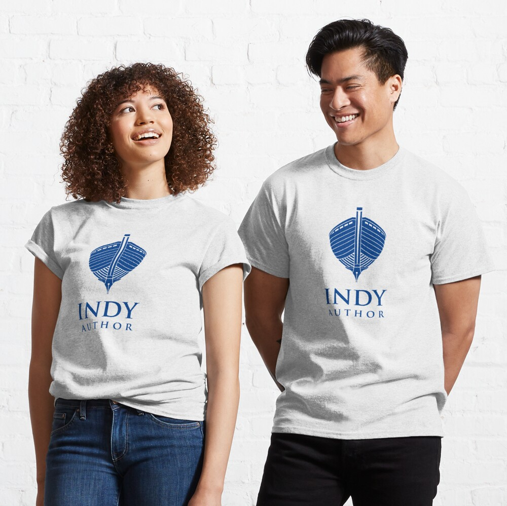 Indy Author Classic T-Shirt