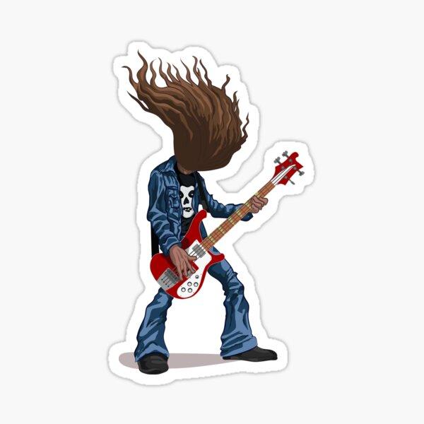 Cliff Burton Sticker