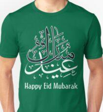Happy Eid Mubarak Unisex T-Shirt