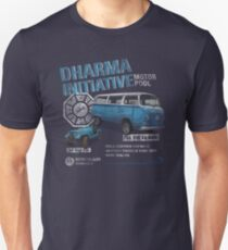 Dharma Initiative Motor Pool (LOST) T-Shirt