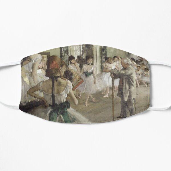 Ballet class - Edgar Degas -  Dance ballet class painting Opera Paris Mask