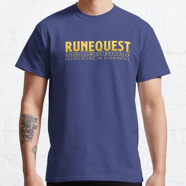 RuneQuest: Roleplaying in Glorantha Logo Classic T-Shirt
