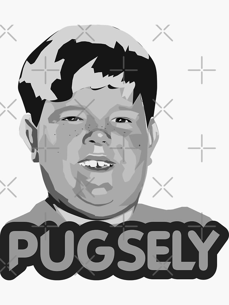 Pugsley Addams (The Addams Family) by mayerarts
