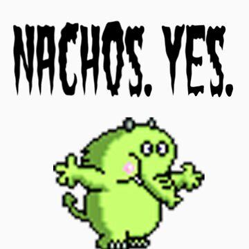 Nachos Yes by CharlotteMayhew