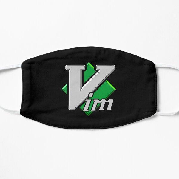 Vim Official Logo (Black background) Mask