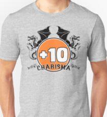 +10 Charisma T-Shirt