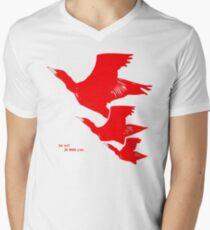 Persona 4 Yosuke Hanamura shirt V.2 Mens V-Neck T-Shirt