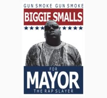Biggie Smalls for Mayor | Unisex T-Shirt