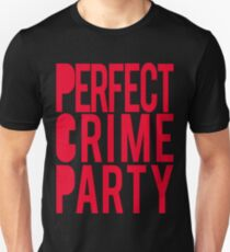 Bakuman- Perfect Crime Party t-shirt Unisex T-Shirt